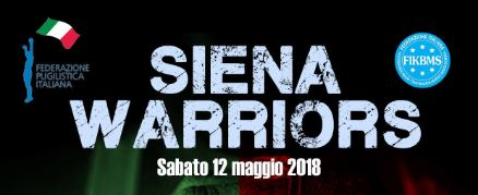 Siena Warriors 2018: resoconto