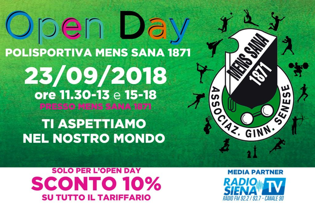 Open Day 2018: Video