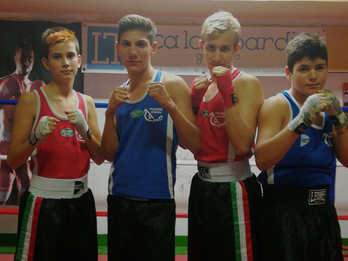 Campionati regionali giovanili 2018