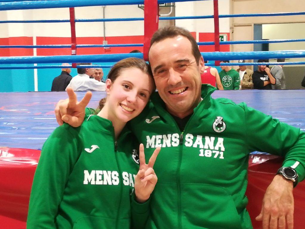 Sara Bramerini VS Alessia Porto (video)