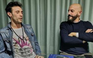 Conferenza stampa Simone Bicchi