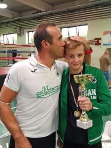 Alessandro Bramerini campione regionale
